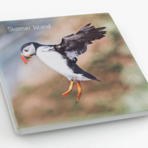 High Gloss Ceramic Coaster – Order from Galleries
