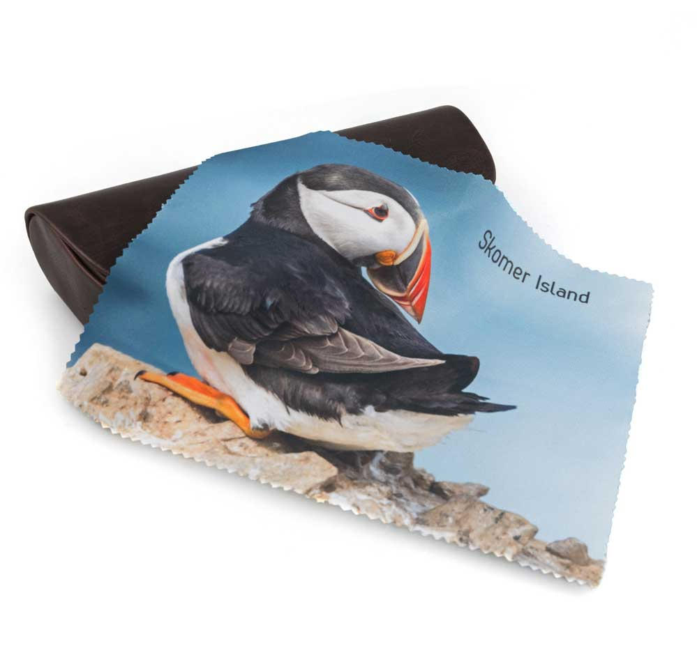 Soft Glasses Cloth with your choice of photograph