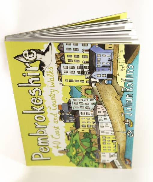 Walking Book of Pembrokeshire