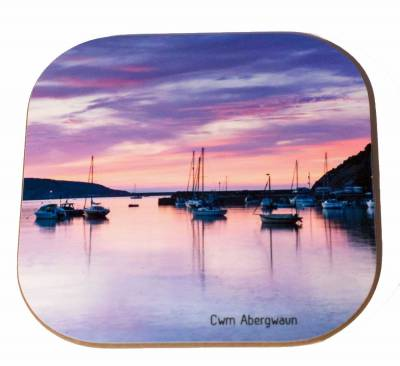 High gloss coaster