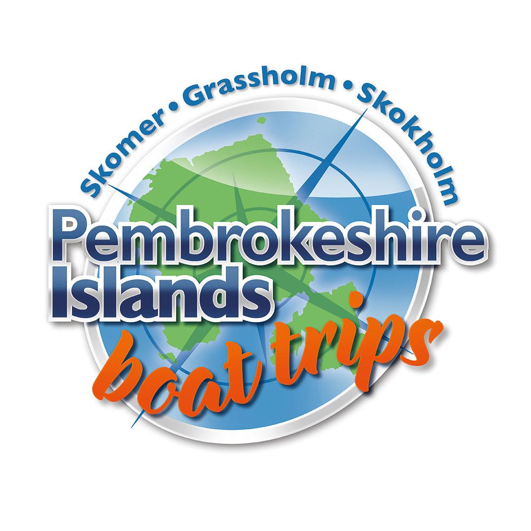 Pembrokeshire Island boat trips logo