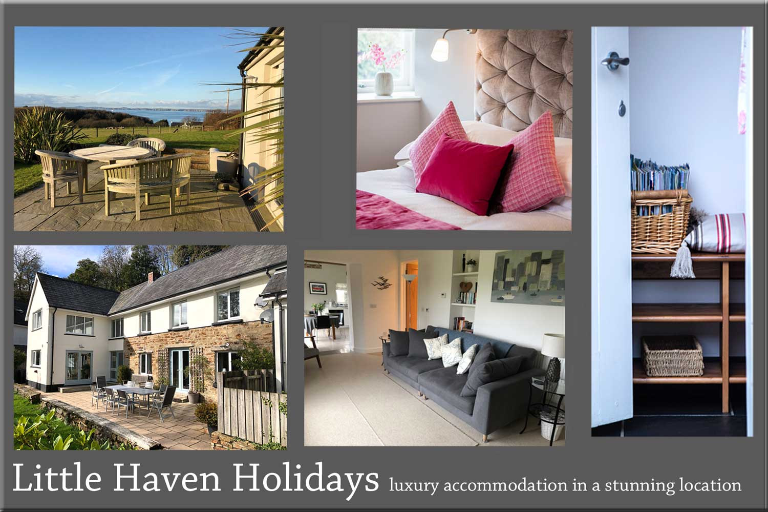 images of little haven cottages